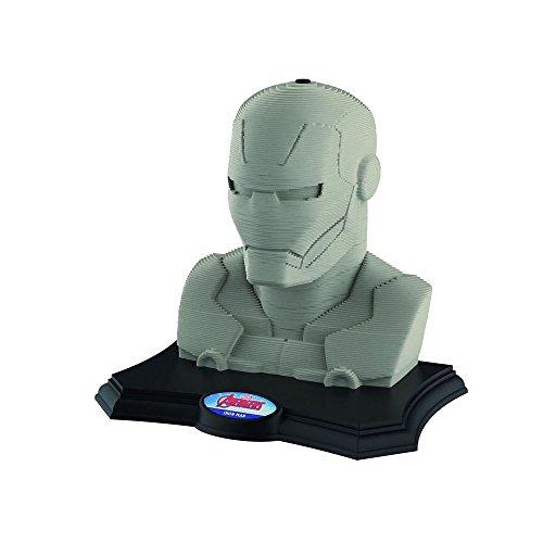 Educa 16884 Marvel Comics Avengers Iron Man 3D Sculpture Puzzle
