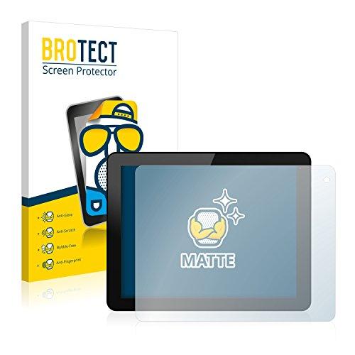 BROTECT 2X Entspiegelungs-Schutzfolie kompatibel mit Caterpillar Cat Galactica 2 Bildschirmschutz-Folie Matt, Anti-Reflex, Anti-Fingerprint