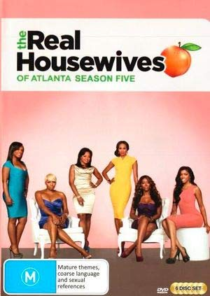 The Real Housewives of Atlanta - Season 5 - 6-DVD Set ( ) [ Australische Import ]