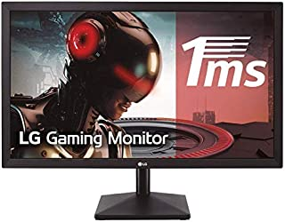 con Panel IPS LG 27GL650F-B Monitor Gaming FHD de 68,6 cm Color Negro 27 1920 x 1080 p/íxeles, 16:9, 1 ms con MBR, 144Hz, FreeSync 2, 400 CD//m/², 1000:1, sRGB 99/%, DP x1, HDMI x2