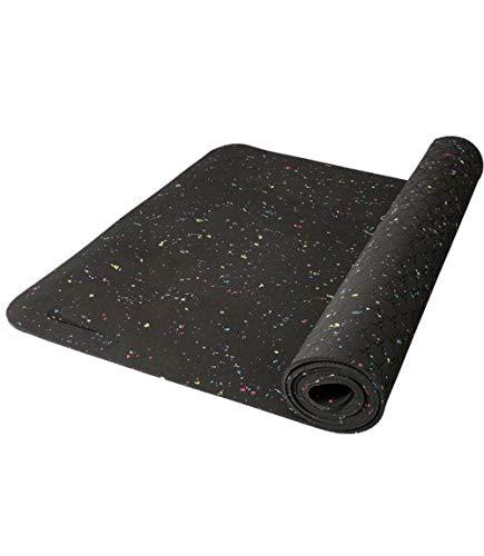 Nike Unisex– Erwachsene Move Yogamatte, schwarz, Einheitsgröße