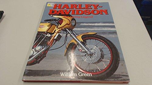 Harley Davidson: A Living Legend