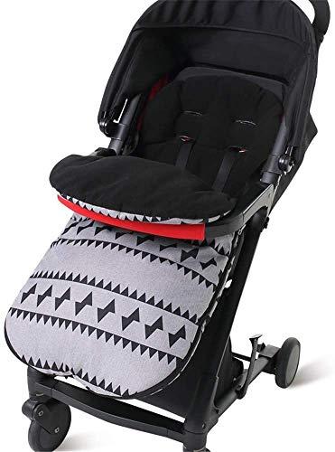 DYHF Invierno turística Impermeable al Aire Libre Infantil del bebé de los niños del Cochecito del Saco de Dormir, Saco de Dormir del bebé Saco de Silla Sillas de Paseo de los Cochecito