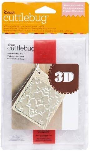 Cuttlebug A2 Mountain Meadow Cheap Border Folder Cut 3D Superior by Embossing
