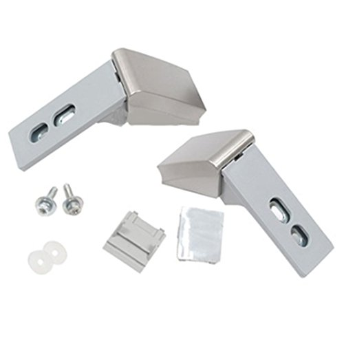LIEBHERR - KIT REPARATION POIGNEE INOX pour réfrigérateur LIEBHERR
