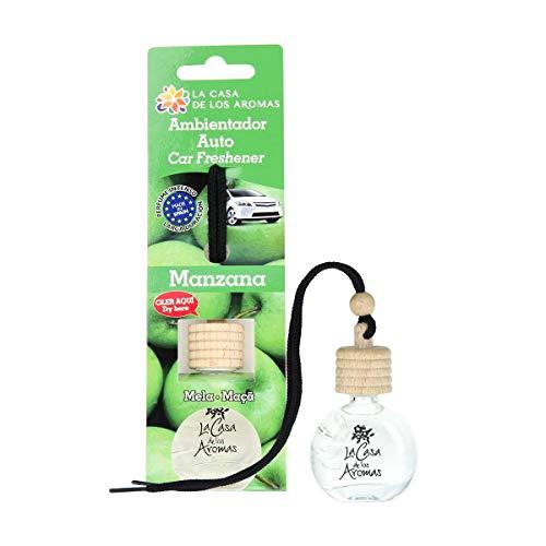 Ambientador Coche Manzana Verde Marca Casadelasaromas