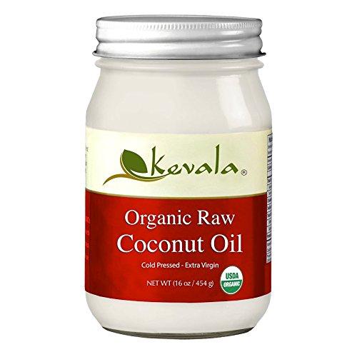 Organic Raw X.V. Coconut oil 454gr