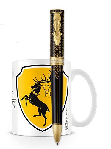 Montegrappa Kugelschreiber GoT Baratheon