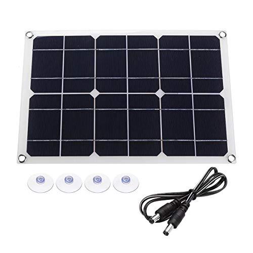Multifunzione Generatore di corrente Pannello solare portatile doppia porta USB Camping Camping Trekking Trekking Bicicletta di viaggio