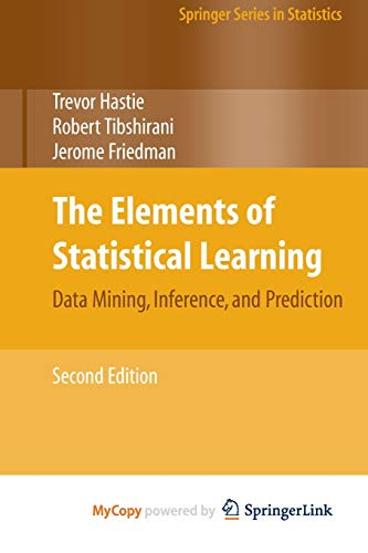 The Elements of Statistical Learningの詳細を見る