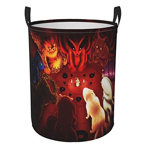 855 NAR-Uto Bathroom for Dirty Clothes Bag,Storage Basket,Storage Box,Storage Bag,Canvas Fabric Foldable Storage Basket Small