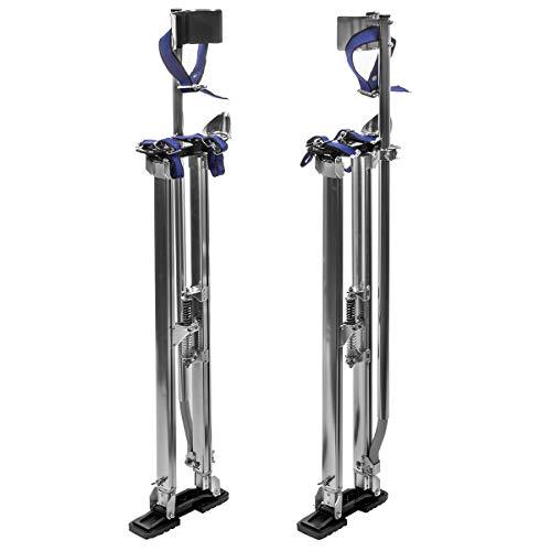 Stark Premium Drywall Stilts Lifts Height Walking Stilt Painting Painter Taping Stage Performer Walker Stilt Adjustable 36