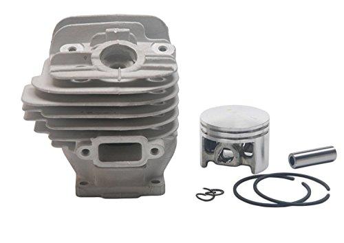 OxoxO - Cilindro de pistón de Recambio de 44mm para Motosierra Stihl 026MS260