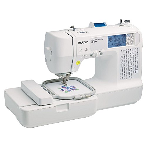 Brother Computerized Sewing and Embroidery Machine -...