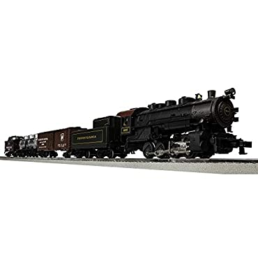 Lionel Trains Pennsylvania Flyer Bluetooth Train