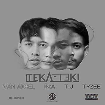 TEKA-TEKI (feat. IN:A, TJ & Tyzee)