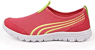 BEESCLOVER New Women Light Sneakers Summer Breathable Mesh Female Running Shoes Trainers Walking Outdoor Sport Comfortable