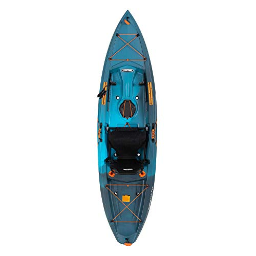 Lifetime Tamarack Pro 103 Sit-On-Top Kayak, Lightning Fusion, 10 ft. 3 in.
