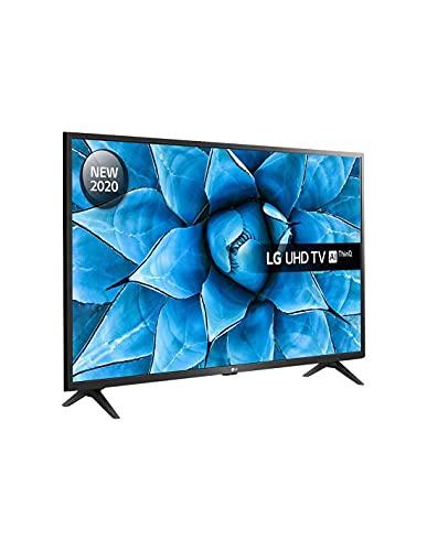 LG 43UN73006LC LED-Fernseher, schwarz, UltraHD/4K, Triple Tuner, SmartTV