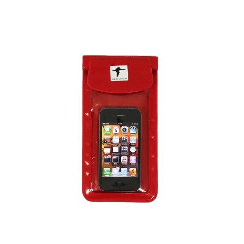 Apple iPhone 4 Red Loon rood of zwart mobiele telefoon smartphone tas stuurtas waterdicht