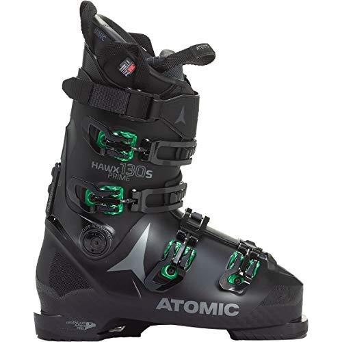 ATOMIC - Chaussures De Ski HAWX Prime 130 S Black Homme - Homme - Taille 40_5-41 - Noir