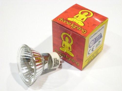 Iluminación divina Gu10 120 V 35 W MR-16 Q35Mr16 35 Watts Jdr C lámpara bombilla halógena
