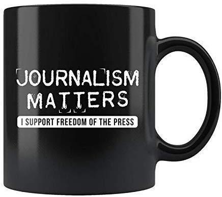 Journalism Mug Journalism Gift Journalist Gift Journalist Mug Reporter Gift Reporter Mug Press Mug Press Coffee Mug 11OZ Coffee Mug
