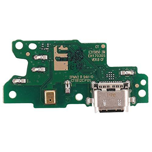 DINGXUEMEI Xuemei de Piezas de Repuesto de teléfono Cargador USB Base de Carga del Puerto de Carga Junta Junta Puerto for Huawei G9 Plus