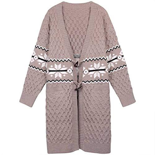 Damestrui en pullover halflange fluwelen pullover voor dames, lockers, in de herfst en winter gebreide mantel voor dames, jacquard, justtime Eén maat kaki