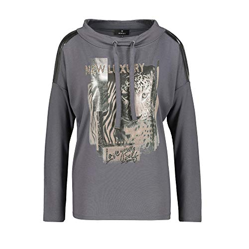 MONARI Damen Sweatshirt anthrazit (14) 40