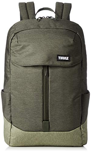 Thule Lithos Backpack, 20L, Forest Night/Lichen