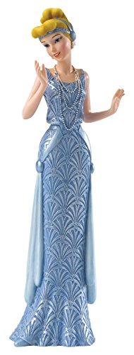 Disney Showcase Collection Cinderella Art Deco Figurine, Stein, Multi, 7 x 5 x 21 cm