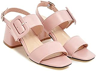 Dahanyi Stylish Open Toe High Heels Gladiator Women Sandals Spring Summer Sexy Women's Shoes Woman Thick Heels Best