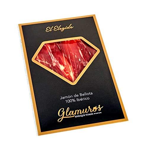 Jamón de Bellota 100% Ibérico - Glamurós - Cortado a cuchillo