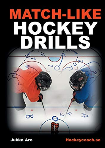 Match-like Hockey Drills
