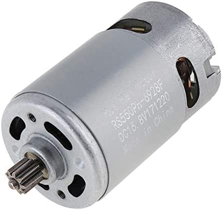 WSF-DIANJI 1pc RS550 16.8V 19500 RPM Motor Speed trust with DC Max 84% OFF Single