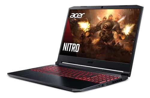 Acer Nitro 5 AN515-45-R83Z Gaming Laptop, AMD Ryzen 5 5600H Hexa-Core Processor | NVIDIA GeForce GTX 1650 | 15.6