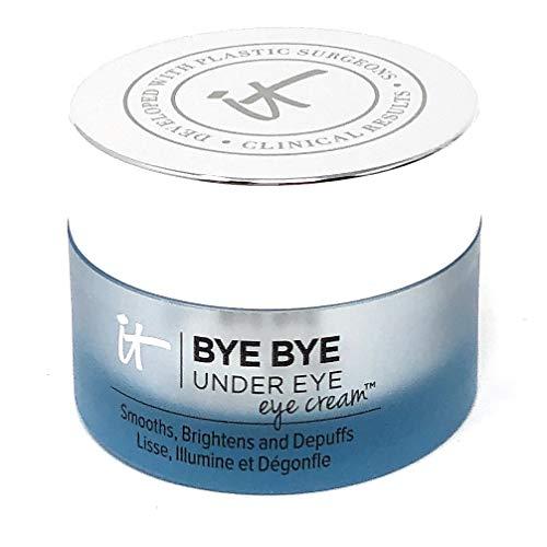 IT Cosmetics Bye Bye Under Eye Eye CreamTM Smooths, Brightens, Depuffs