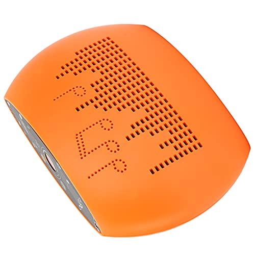 Mini deumidificatore, deumidificatore portatile a basso consumo in materiale ABS trasparente a cambiamento di colore per scatole di medicinali, scarpiere, armadietti per pianoforti(Traduzione)