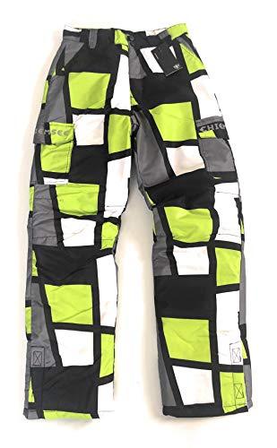 Chiemsee! Kinder Schneehose Skihose Snowboardhose Hose Unisex Lime (164/170)