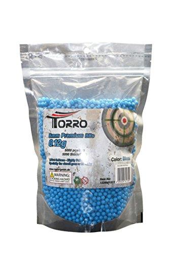 Torro 5000 Schuss 6mm Munition BB's Softair; Panzer Farbe Blau 1229901511