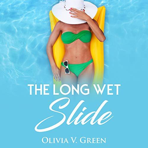The Long Wet Slide audiobook cover art