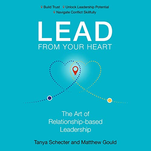 Lead from Your Heart audiobook cover art