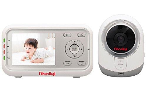 日本育児 デジタルカラー スマートビデオモニターⅢ(送料・ラッピング無料)