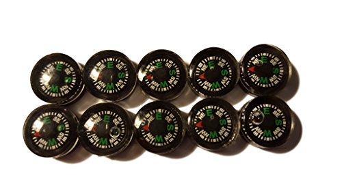 Unbekannt Lot de 10 compresses d'extérieur Super Mini 1,2 cm