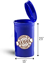 Welcome To Seoul Portable Pocket Medicine Pill Box ID 5217B