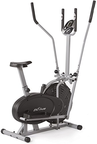 JTX 2-In-1 Cross Trainer Bike, 12 Month Cover For Repairs and No Delivery Charge