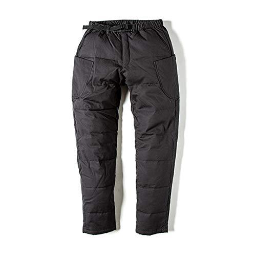 Grip Swany(グリップスワニー) Fireproof Down Camp Pants チャコールBK Lサイズ