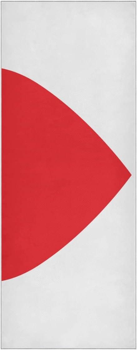 Max 68% OFF Yoga Towel Mat Non Slip Heart Symbols Love Excellent Shape Design for