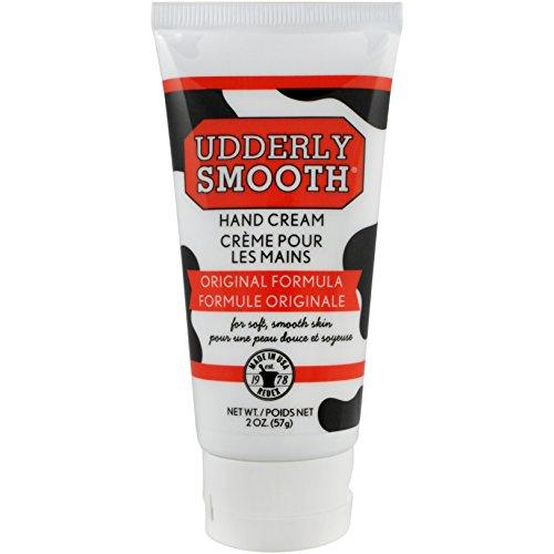 Udderly Smooth Udder Cream, Skin Moisturizer, 2 Ounce Tube -  REDEX INDUSTRIES, CU16